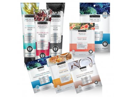 Freeman Beauty Infusion Beauty Box