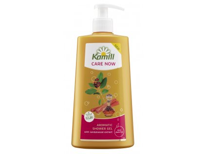 Kamill Aromatic Shower Gel CARE NOW 500 ml 72dpi