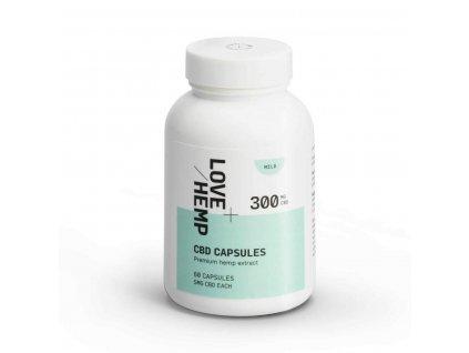 LH CBD capsules300 60ks