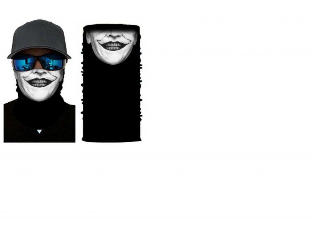 bandana joker black
