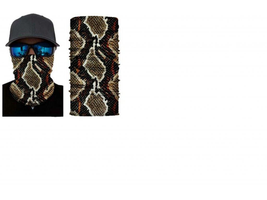 bandana snake