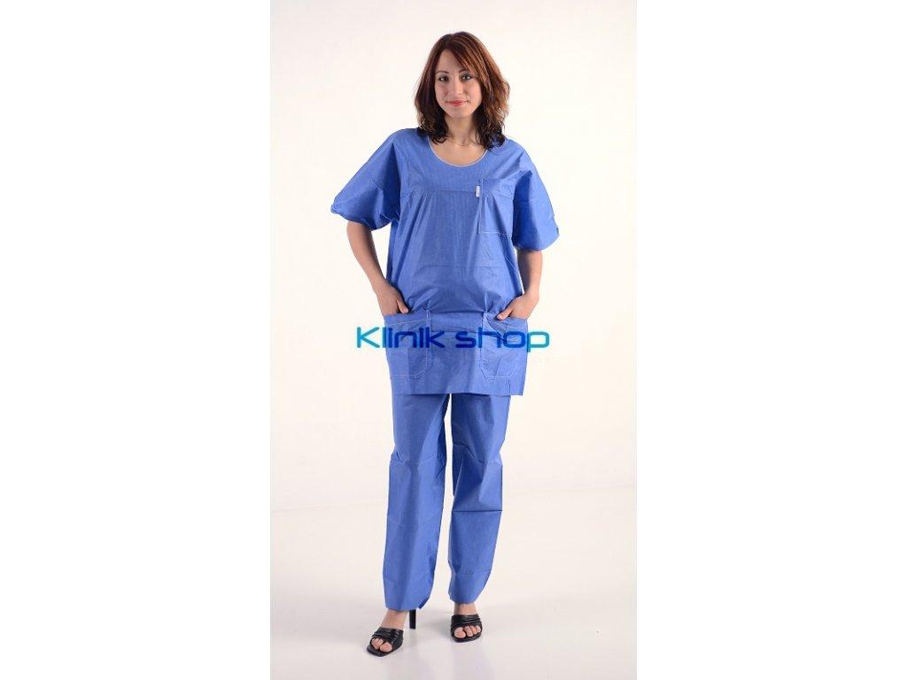 Sada operačního oblečení Modrá