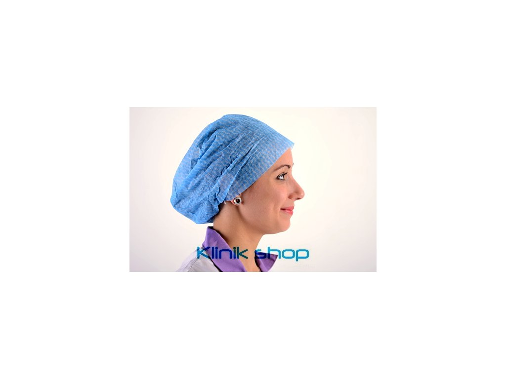Operační čepice Kosack - Modrá