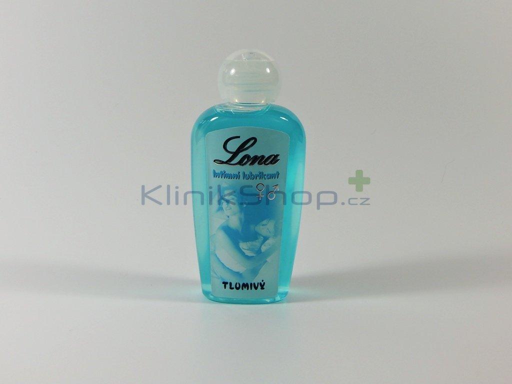 Lubrikační gel LONA - Tlumivá