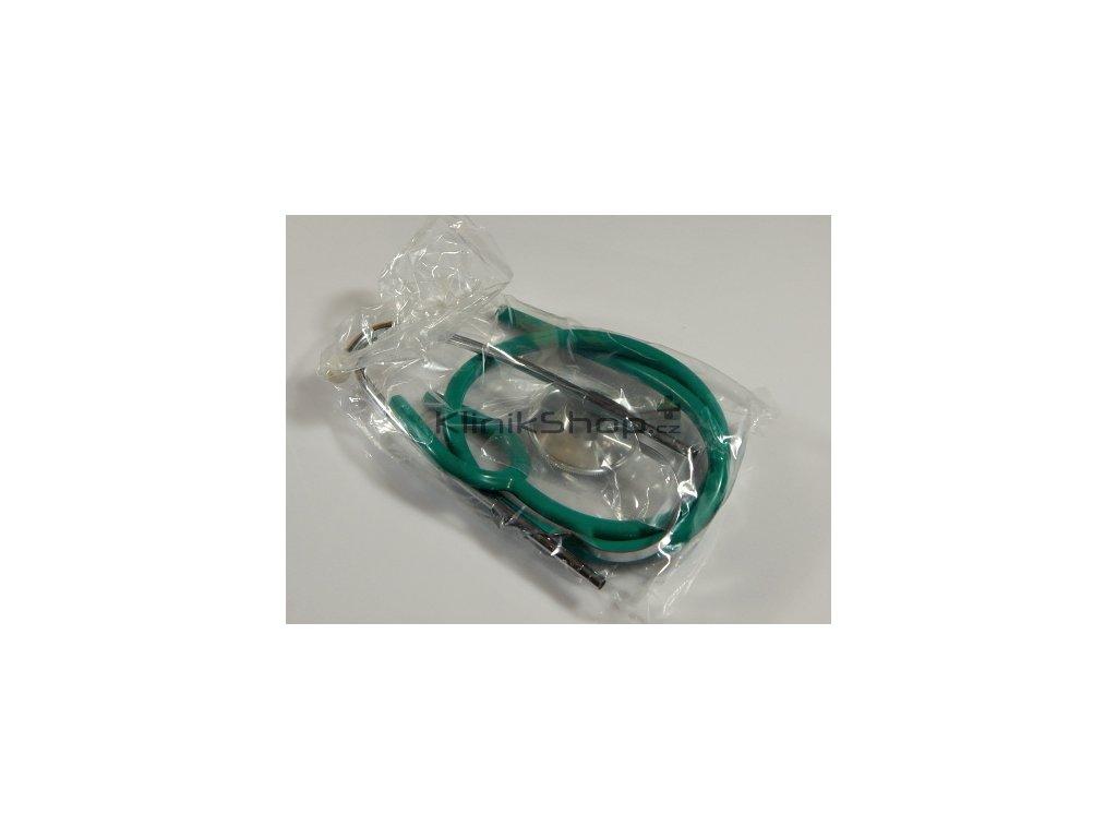Fonendoskop - zelený