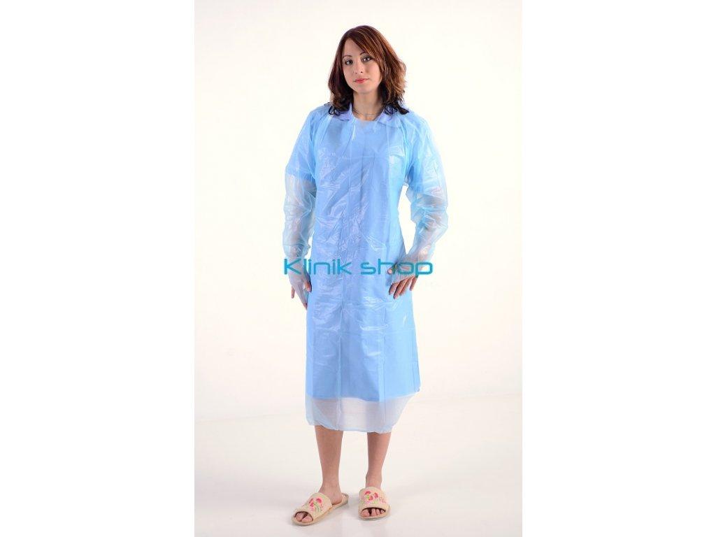 Ochranný plášť - jednorázový