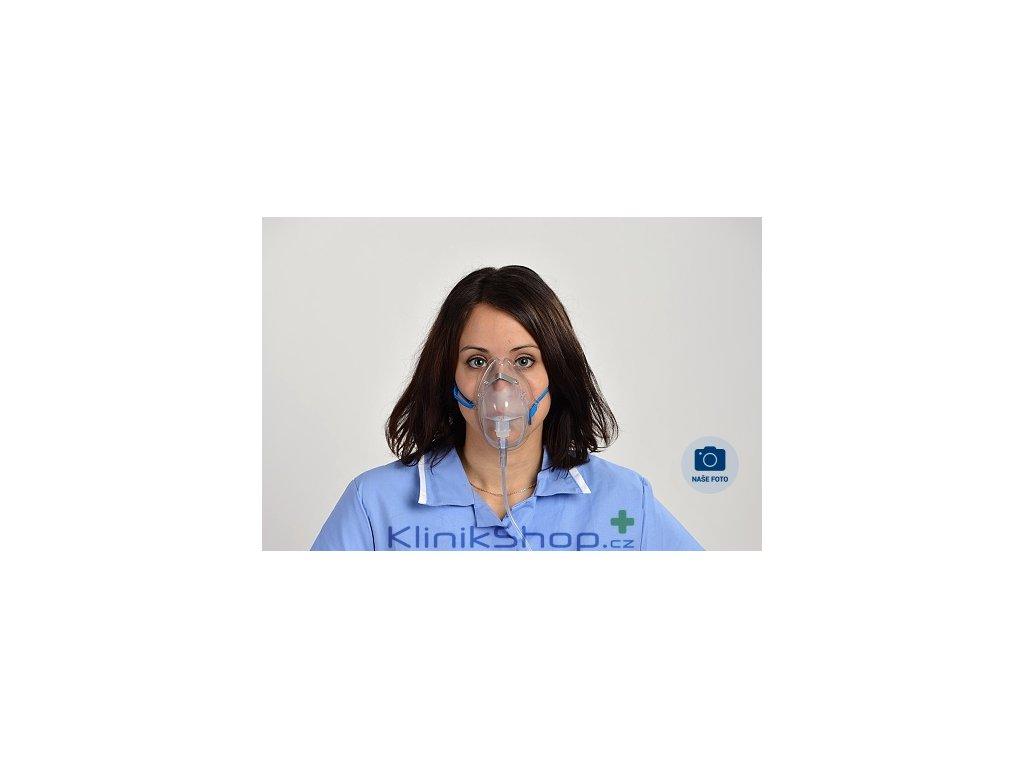 Kyslíková maska pro dospělé