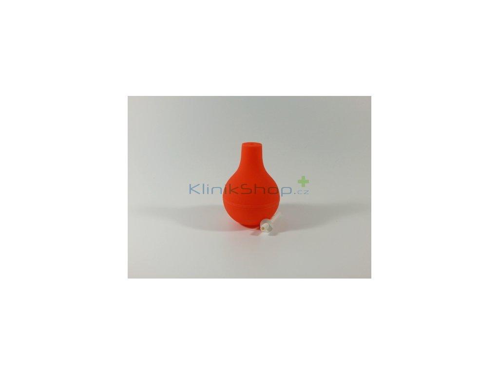 Balónek klysterovací s nástavcem c. 6