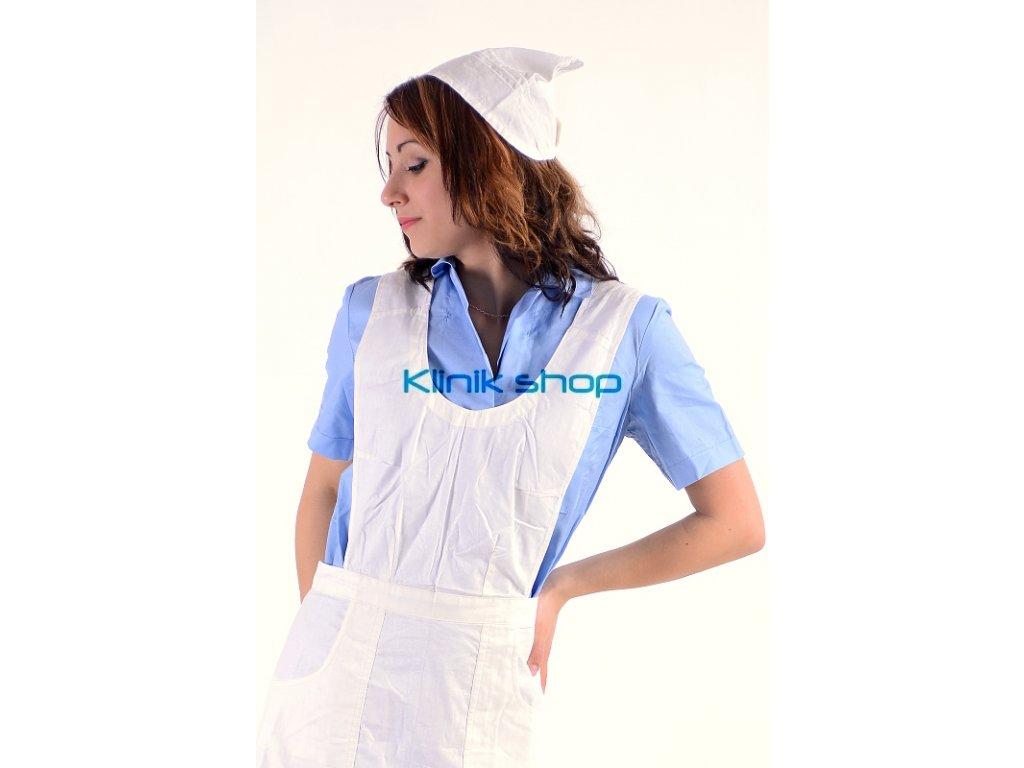 Čepec zdravotní sestřičky