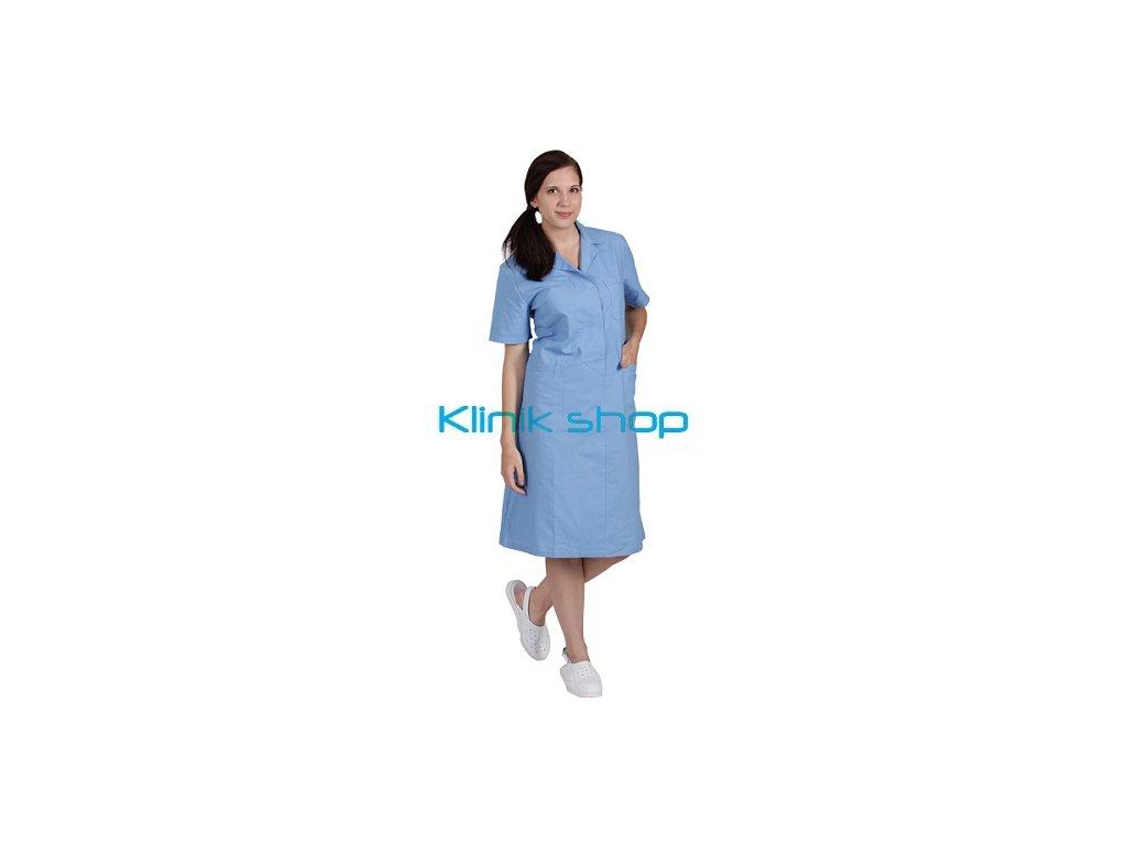 Šaty zdravotní sestra - Retro