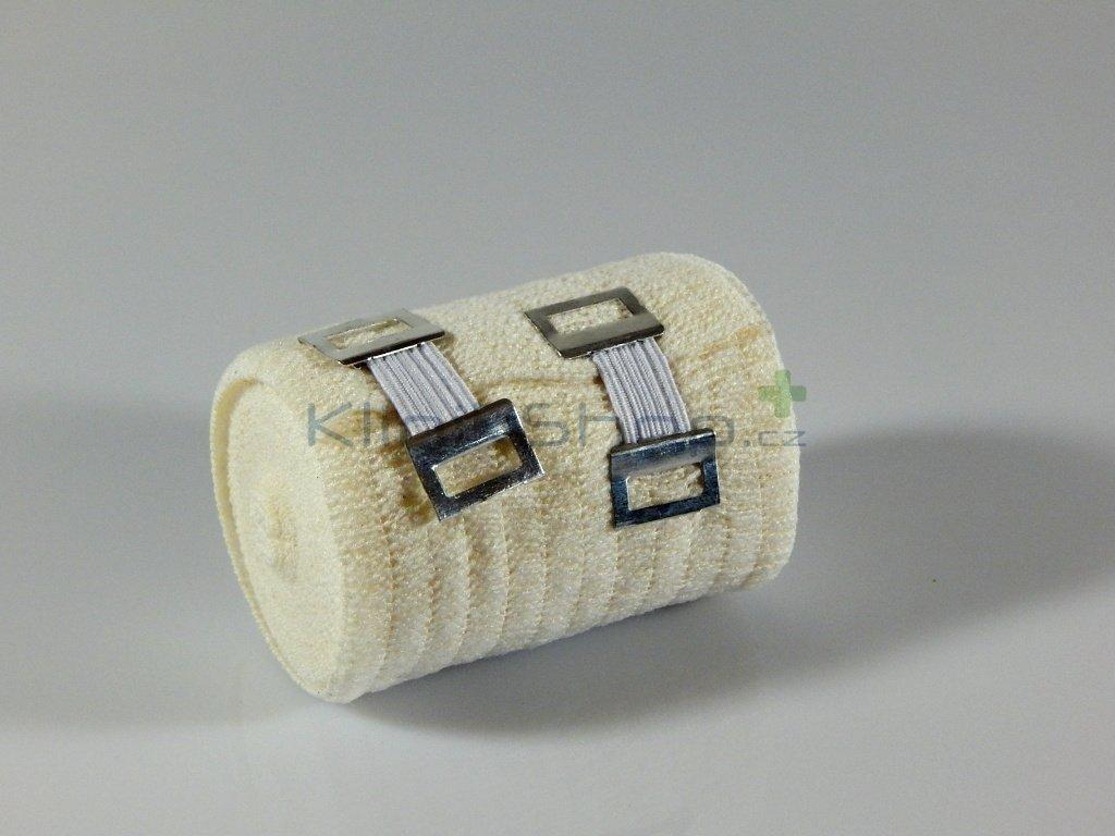 Obinadlo elastické - nesterilní 6cm x 5m