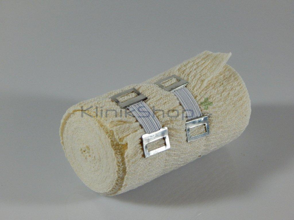 Obinadlo elastické - nesterilní 8cm x 5m
