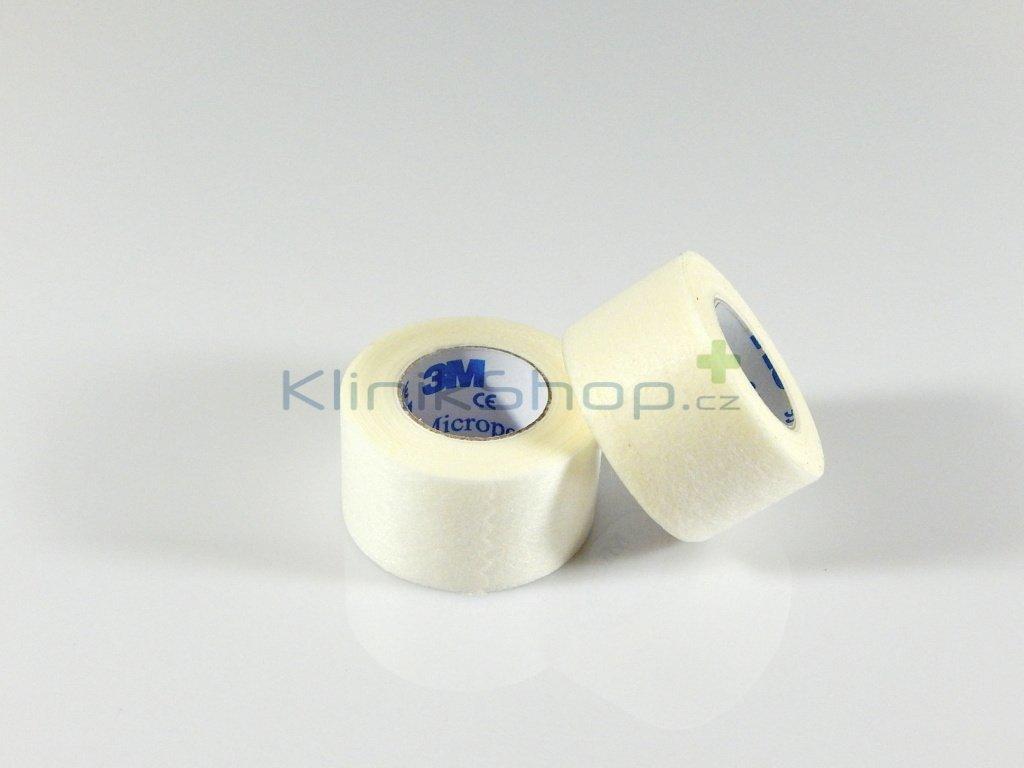 Náplast fixační - Micropore 5 cm x 9,1m