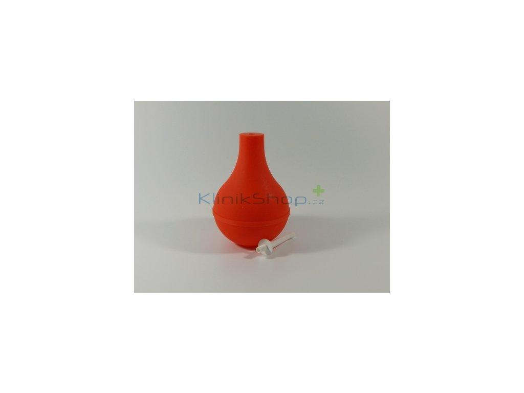Balónek klysterovací s nástavcem c. 12