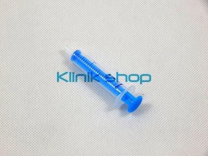 Injekční stříkačka 2  ml