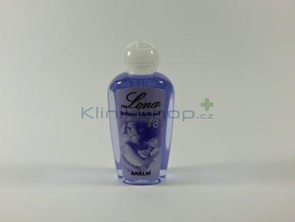 Lubrikační gel LONA - Anální