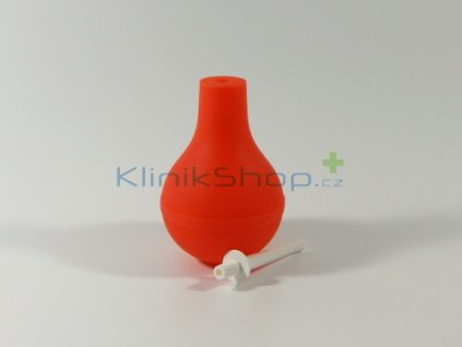 Balónek klysterovací s nástavcem c. 4