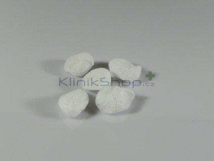 Tampon stáčený z gázy - sterilní 12cm x 12cm / 5ks