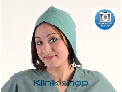 Operační lékařská čepice