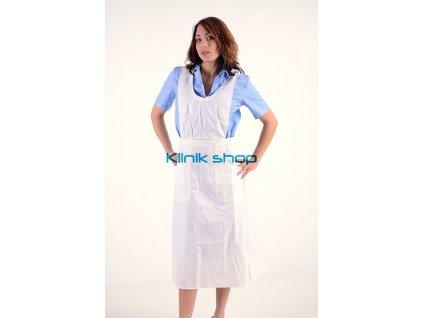 Zástěra zdravotní sestřička - Retro
