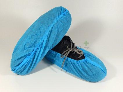 Návleky na obuv z netkané textilie