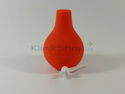 Balónek klysterovací s nástavcem c. 8