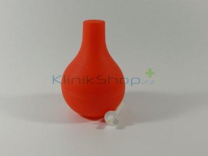 Balónek klysterovací s nástavcem c.10