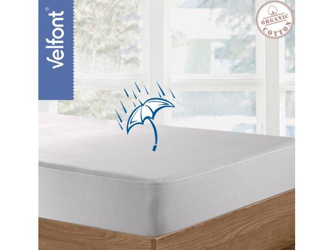 Respira matracový chránič světle šedá