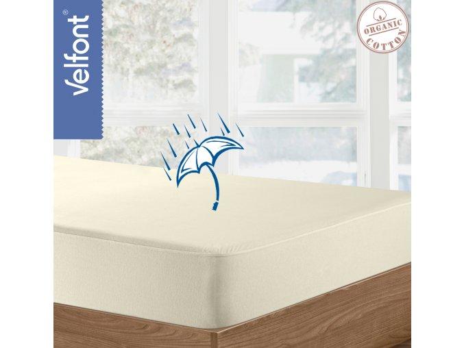 Respira matracový chránič krémová
