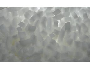 náplň polštáře - PUR tyčinky