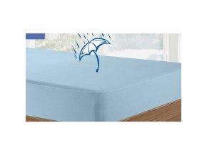 Respira matracový chránič pudrově modrá