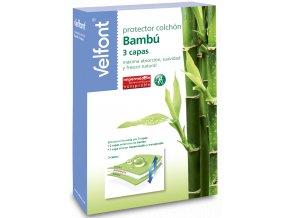 bambus jersey prostěradlo a  matracový chránič