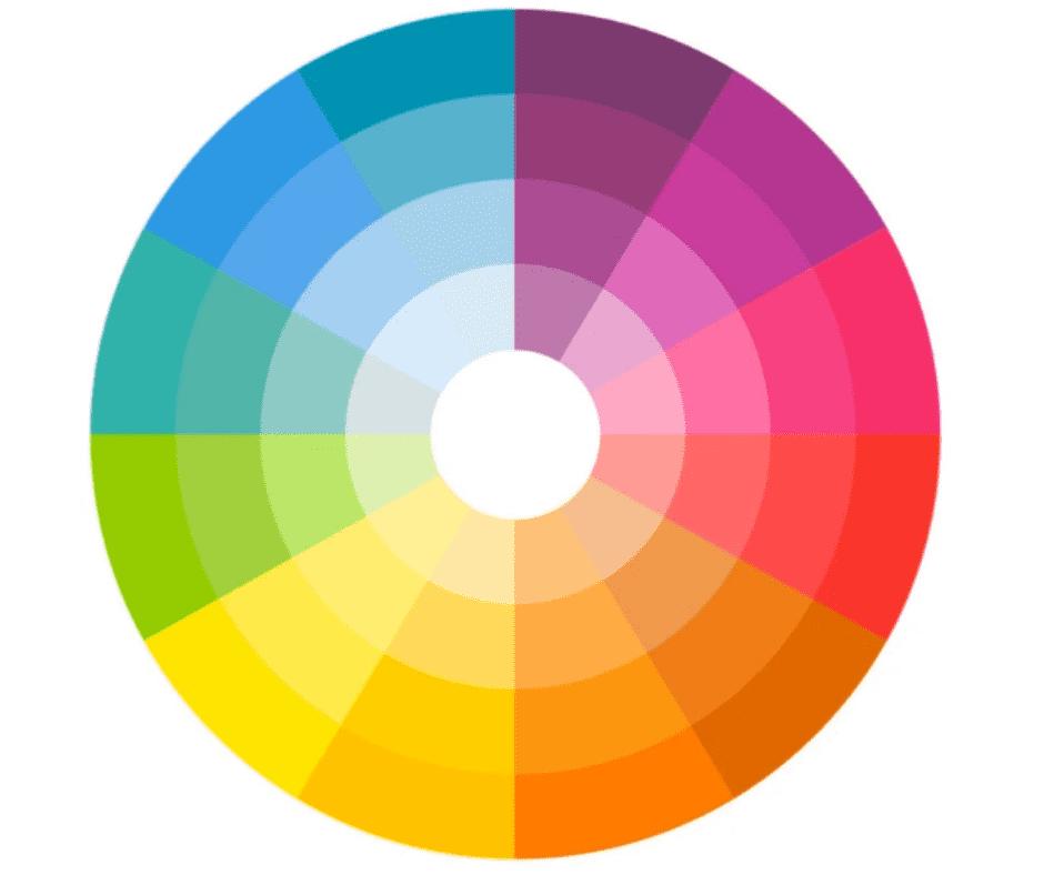 4 tipy, jak při oblékání využít barevný kruh