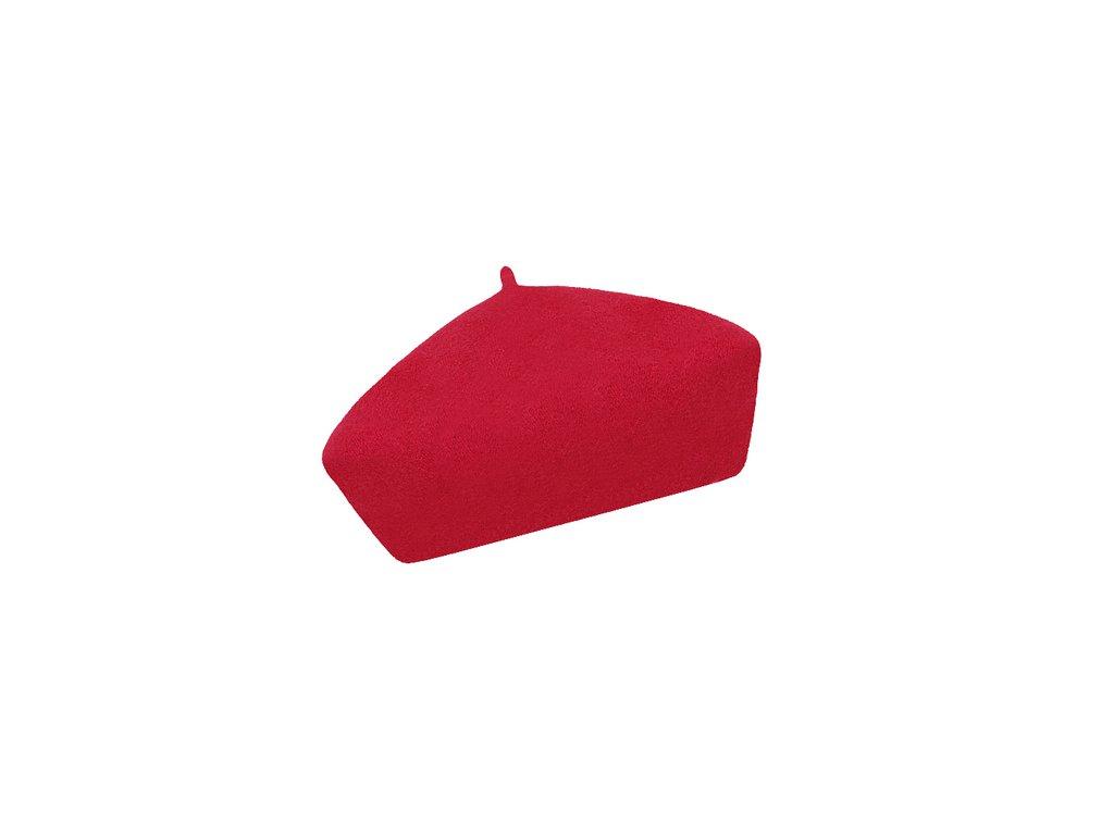damsky baret alice cervena