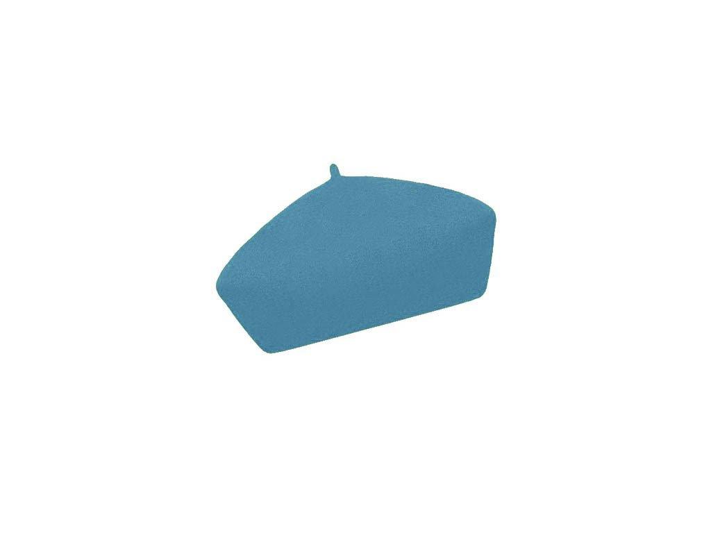 damsky baret alice modra