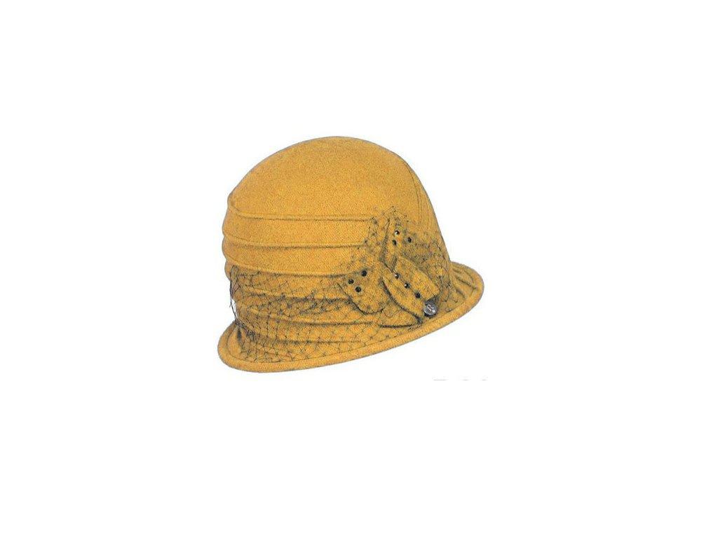 damsky vlneny klobouk jocelyn horcicova