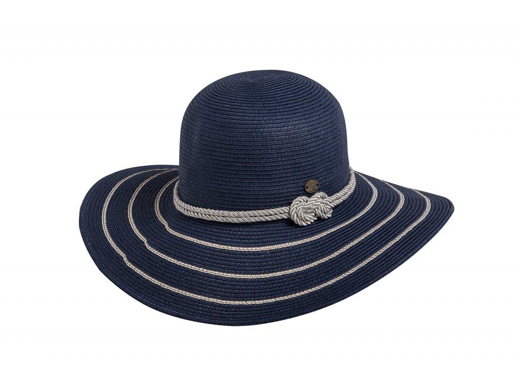 damsky letni klobouk rachel modra