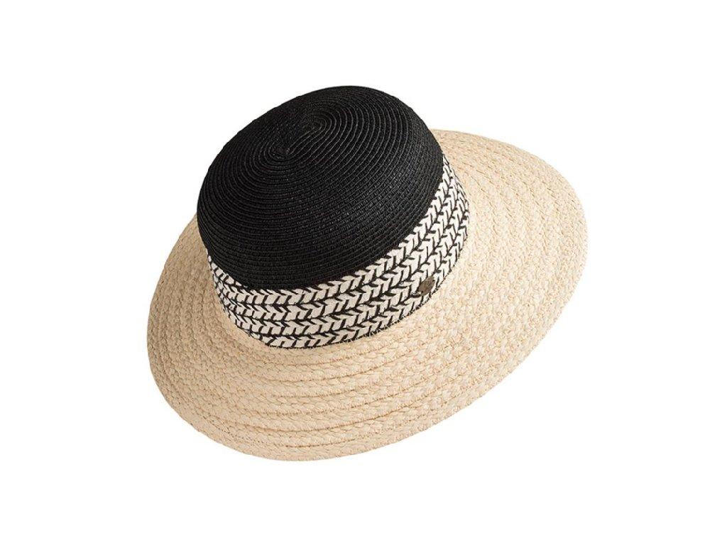 damsky letni klobouk judy cerna