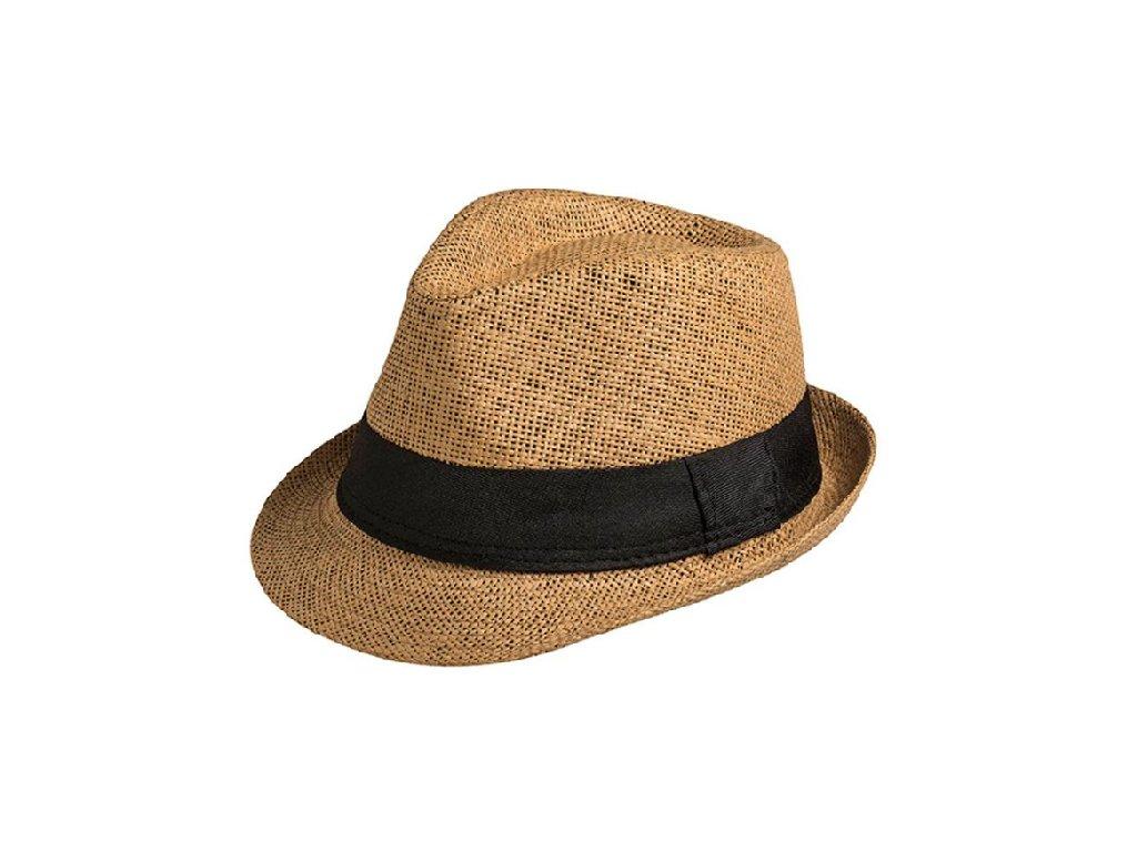 unisex letni klobouk kilian hneda2