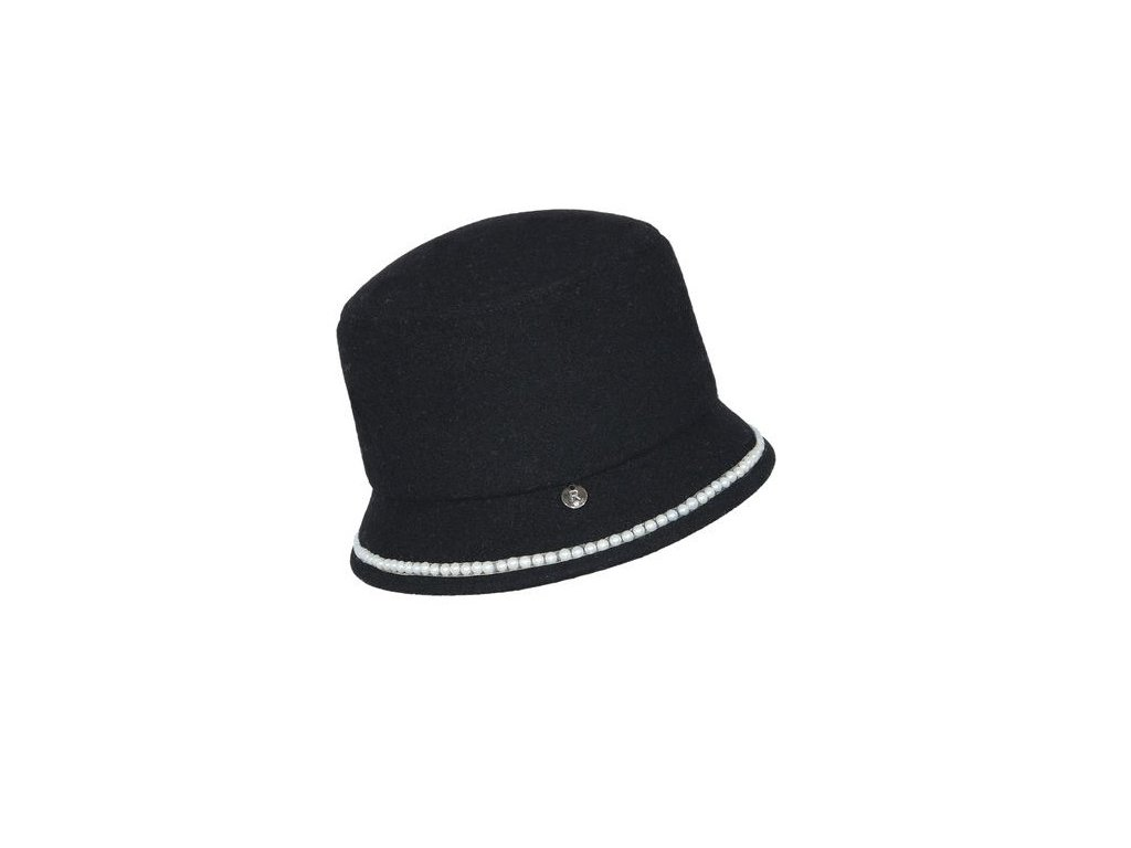 damsky vlneny klobouk tiffany