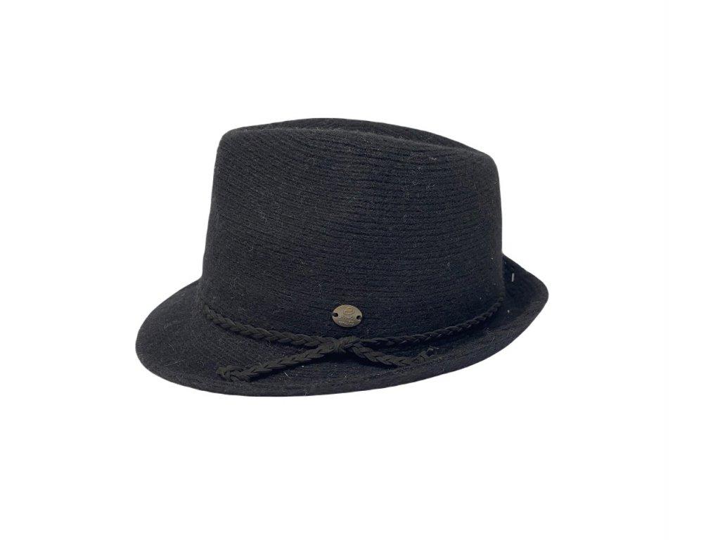 damsky klobouk zita cerna