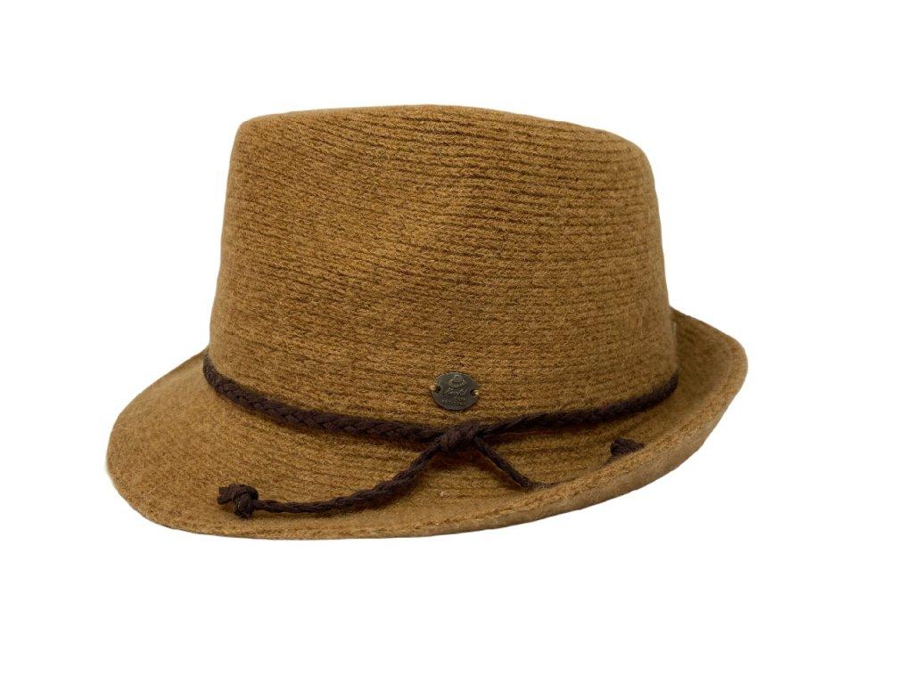 damsky klobouk zita hneda