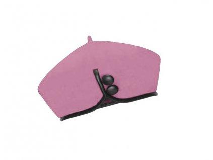 damsky vlneny baret catherine pink