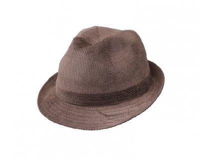 pansky klobouk vincent hneda