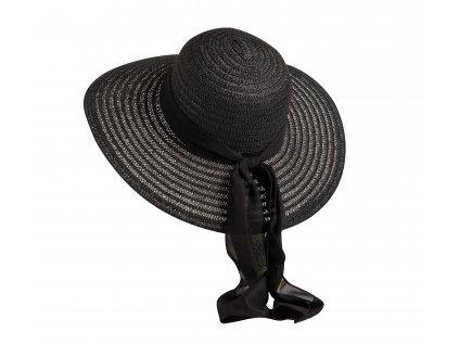 damsky letni klobouk victorien cerna