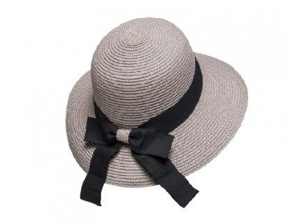 damsky letni klobouk valery seda