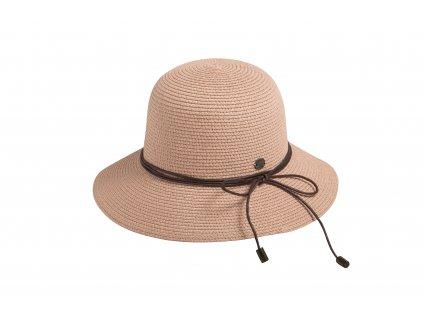 damsky letni klobouk larissa ruzova