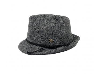 damsky klobouk zita seda