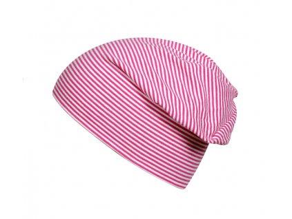 Dětská čepice Bandie Pink