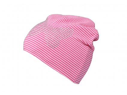 detska cepice flie pink